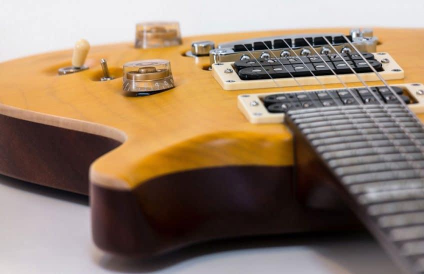 5 upgrades utiles pour votre guitare électrique